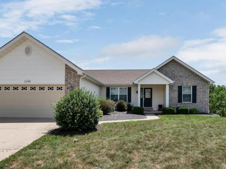 1346 Forest Way, Wentzville, MO 63385