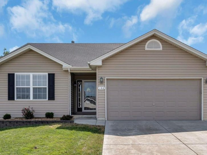 146 Marble Crossing Drive, Wentzville, MO 63385
