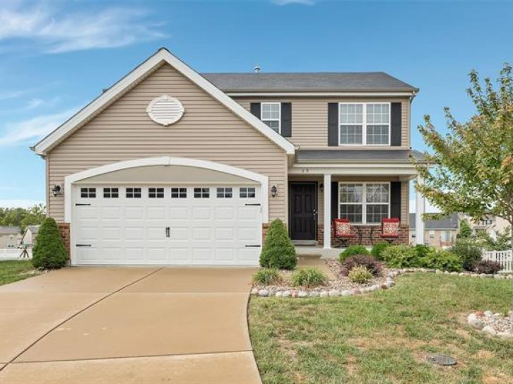 89 Brewster Court, O'Fallon, MO 63366